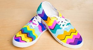 Multi Colored Shoes for Women 2017