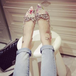New Arrival of Shoes for Ladies fashion 2017