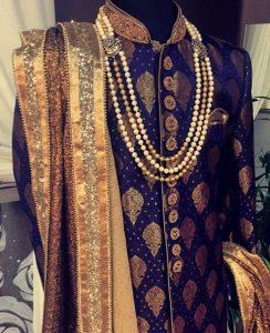 New Designs of Sherwani for men 2017 on Wedding day