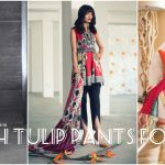 New Style of Tulip Pants Trend 2017 Salwar Design & Pattern
