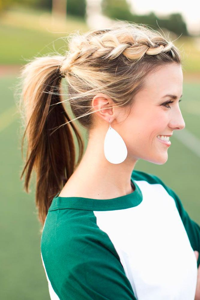 Best Ponytail Hairstyles for Girls 2017