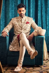 Sherwani With Churidar Pajama for men 2017