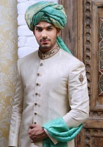 Sherwani for wedding day with Kula 2017