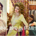 Trendy Pakistani Bridal Hairstyles 2017 - New Wedding Hairstyles Look