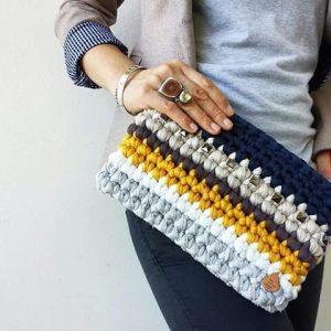 crochet clutch bags 2017
