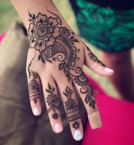2017 new designs of mehndi for wedding day