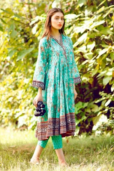 Alkaram azadi collection for girls 2017