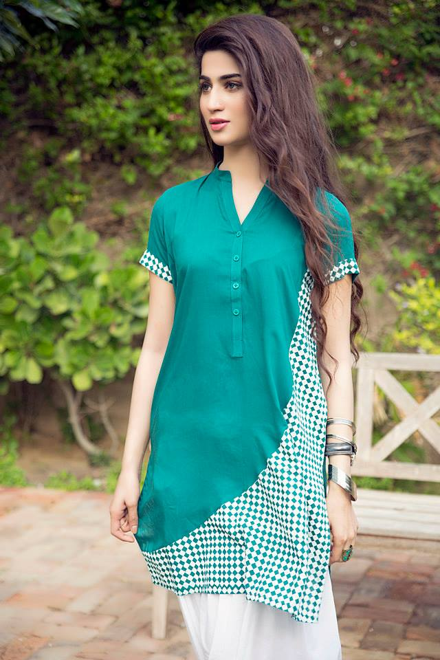 Azadi day dresses collection for girls 2017