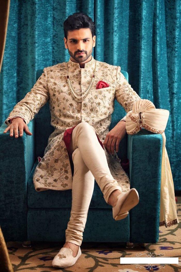 Beautiful Groom Shoe for wedding with Sherwani