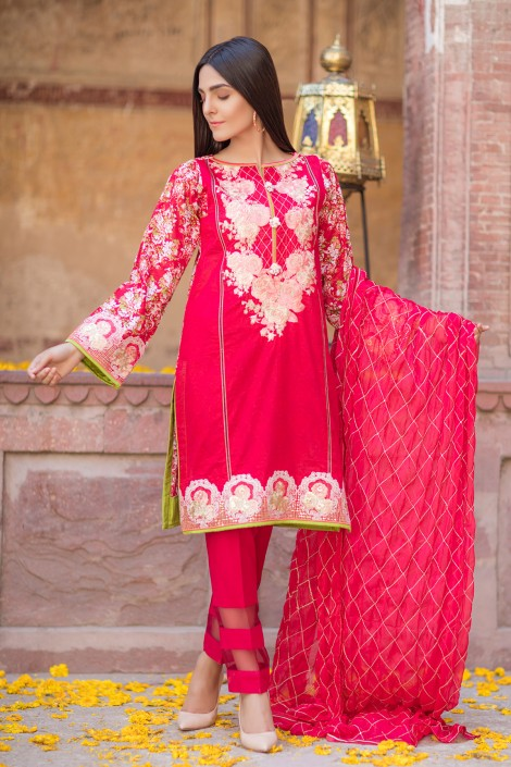 Bonanza Estore Azadi Collection for Girls 2017