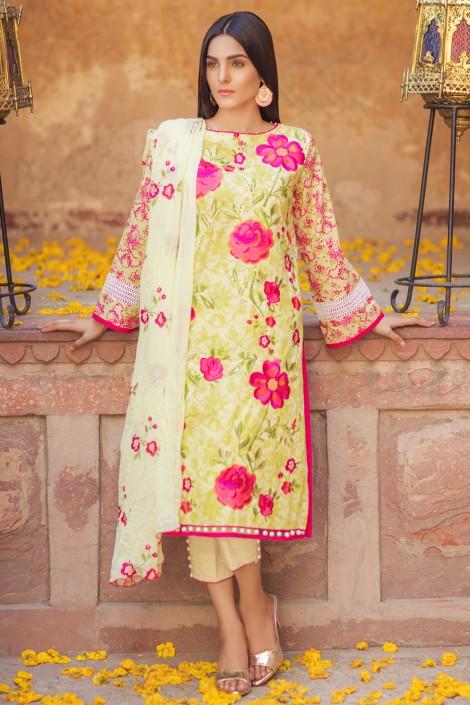 Bonanza Estore Satrangi Collection of Azadi 2017