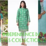 Independence Day Dresses Designs 2017 Jashn-e Azadi Collection