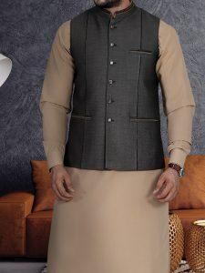 JJ stylish Waist Coat designs 2017