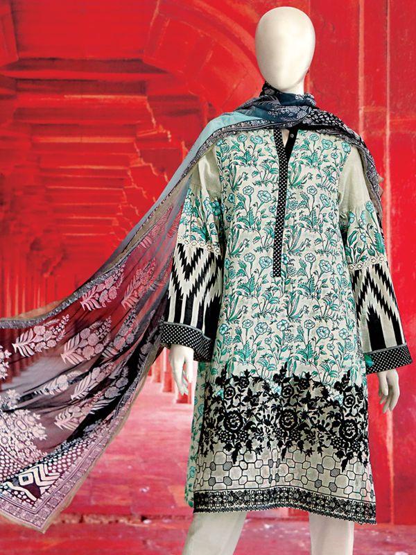 Junaid Jamshed eid dresses 2017 for ladies