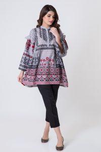 Khaadi new designs of dresses for eid 2017