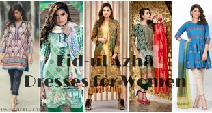Latest Eid ul Azha Dresses Collection 2017 by Top Pakistani Brands
