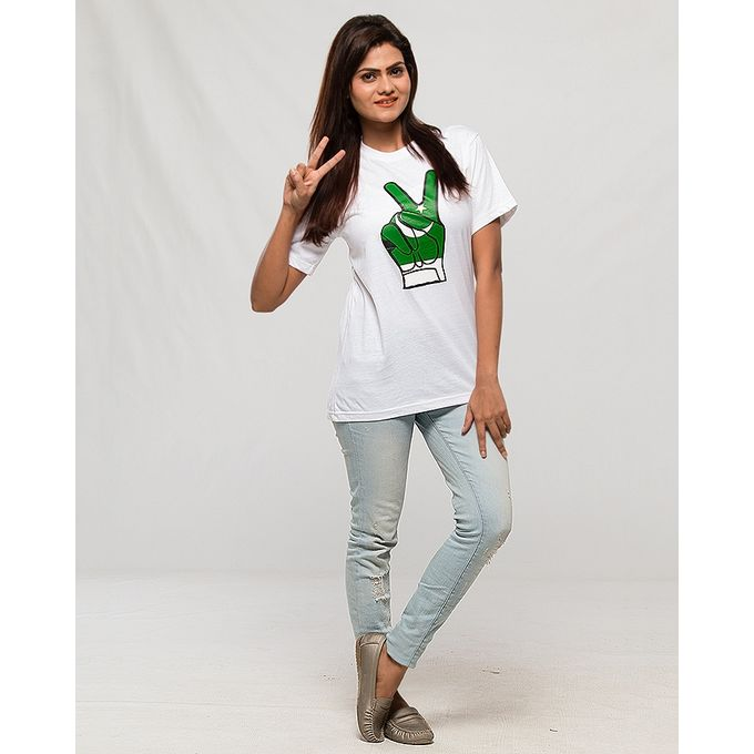Latest independence t shirts for girls 2017