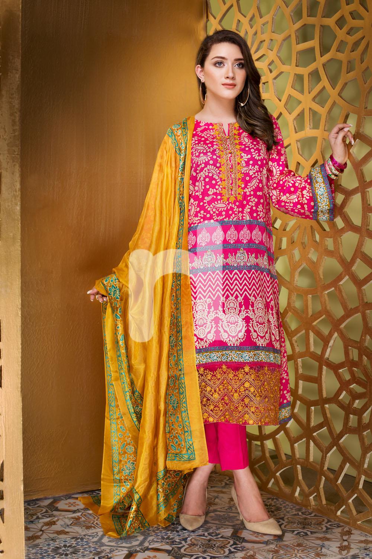 Nishat Linen eid dresses 2017