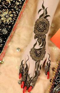 beautiful full handed mehndi designs 2017