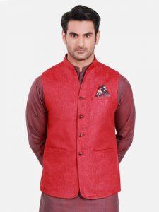edenrobe stylish waist coat designs 2017 for men