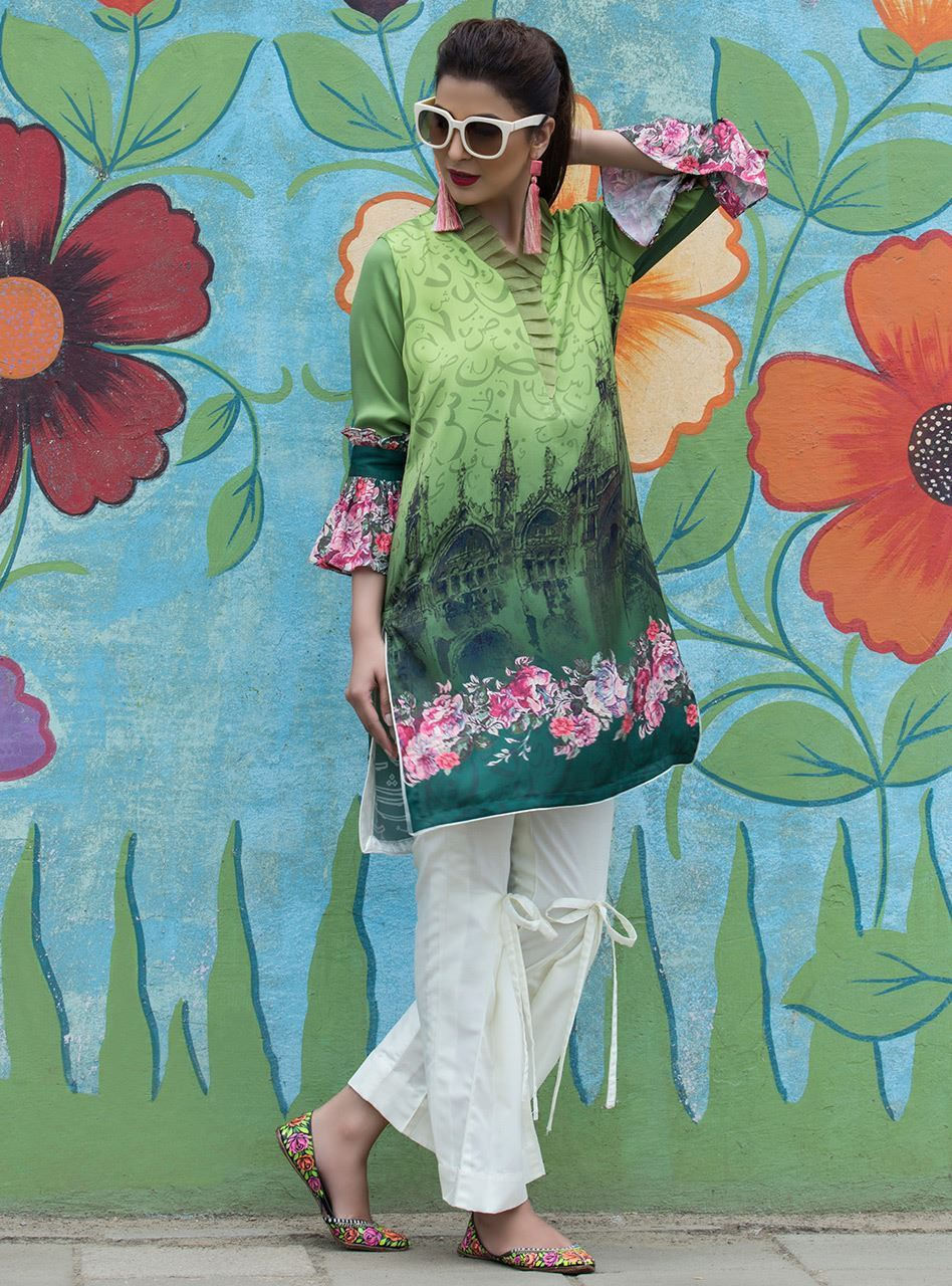 zainab chottani azadi Collection 2017 for girls