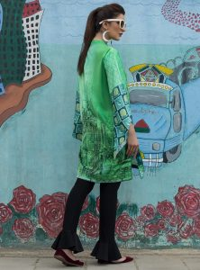 zainab chottani azadi dresses Collection 2017 for girls
