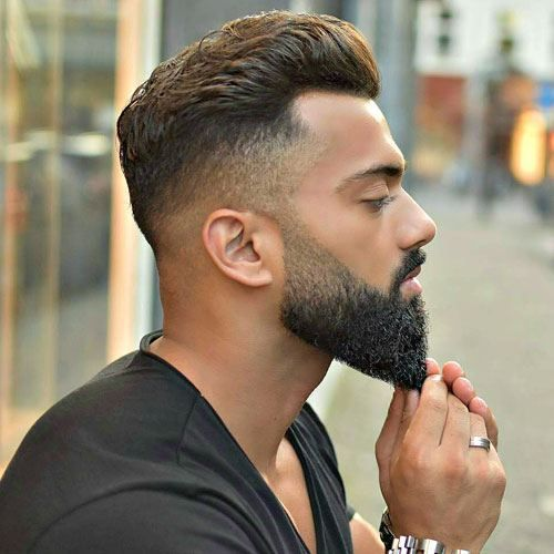 Beard and Hairstyle for men 2017