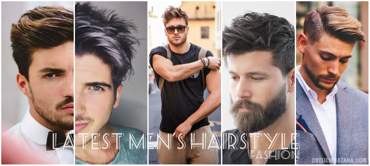 Best Hairstyles for Men 2018 | Trending Men's Hairstyle Name