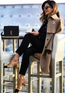 Elegant Chic Outfits for Lady 2017
