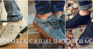 Formal & Casual Shoes for Men 2017