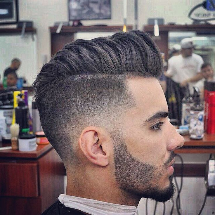 High Fades for men 2017