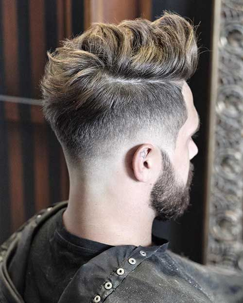 High volume hairstyles undercut hairstyles for men 2017