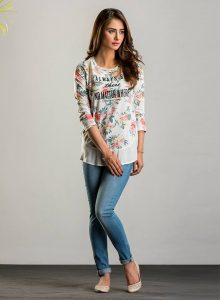 Oitfitters Western Style Dresses Summer Collection 2017