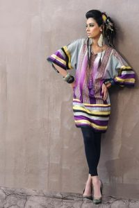 latest funky tops collection for girls 2017