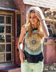 styles fashion of tops for girls 2017
