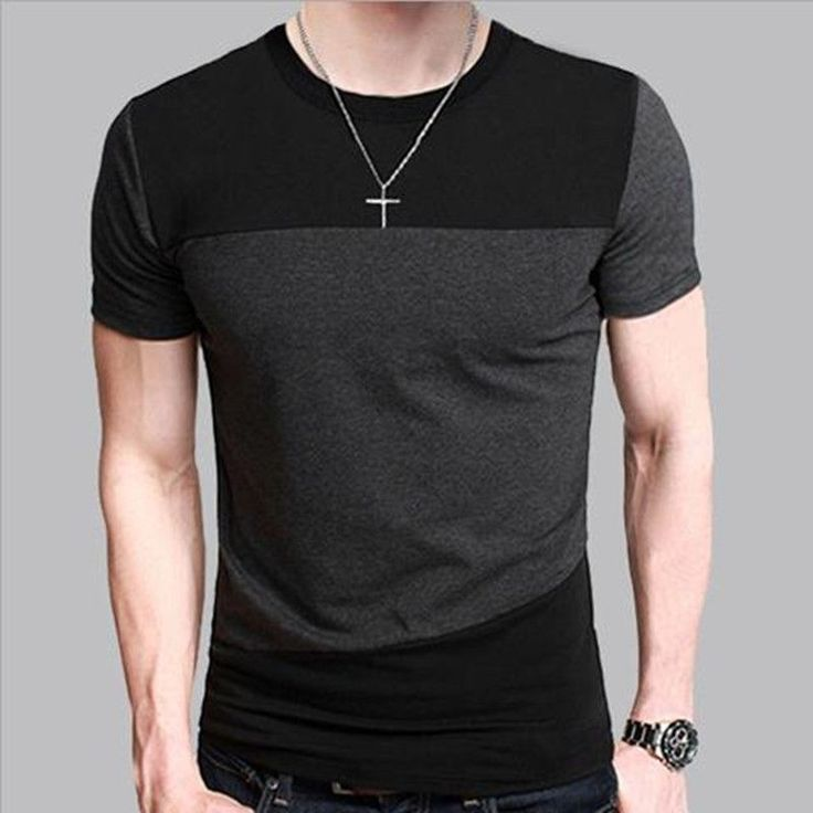 Casual T Shirt for Men 2017