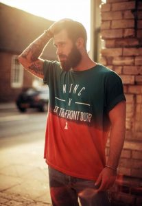 Funky Style of T Shirt for Men 2017