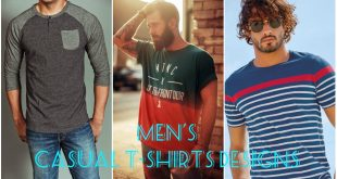 Men's Casual T-Shirts 2017