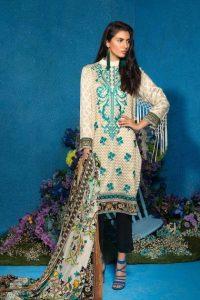 Alkaram New Designs of Winter Dresses 2017