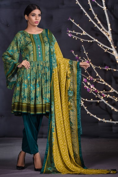 7aa3813e42 This year's fabulous winter collection is also making a buzz in fashion  headlines with its charming collection of plain and twill viscose, cotall  viscose, ...