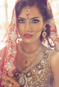 Asian Bridal Makeup 2017 in Pakistan