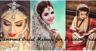 Beautiful Bridal Makeup 2017 for Wedding, Nikah & Engagement