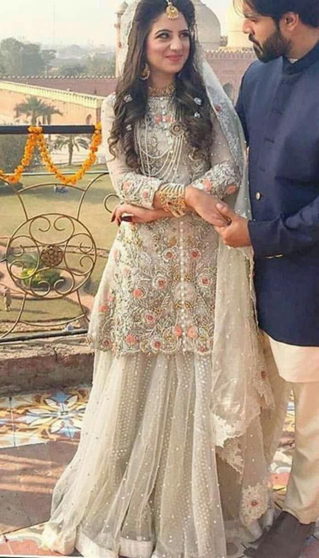 Pakistani Gown Dresses Fashion Dresses,Short Beige Dresses For Wedding