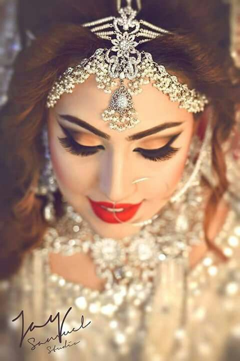 Bridal Makeup 2017 for Nikah Day