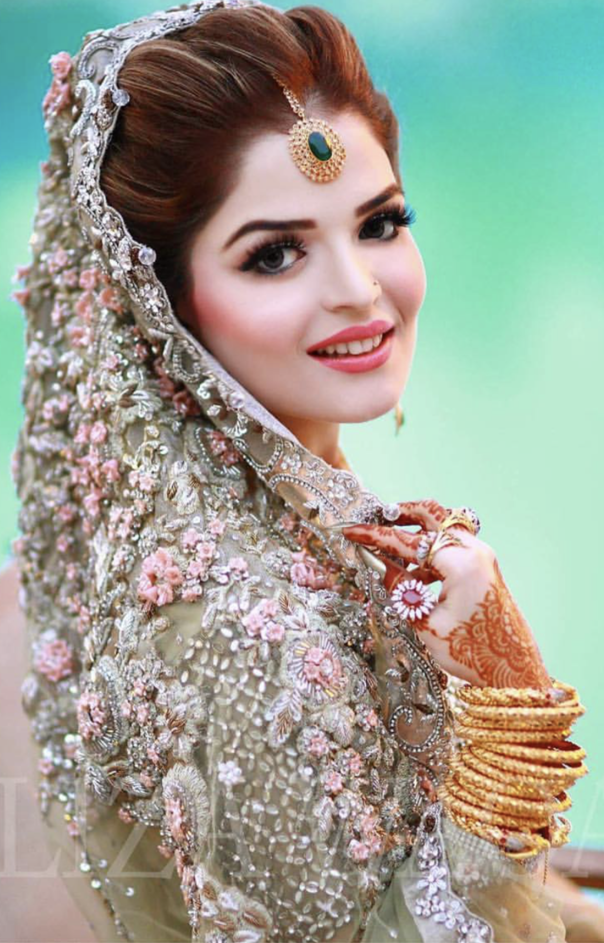 Beautiful Bridal Makeup 2017 For Wedding Nikah Amp Engagement