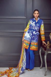 Gul Ahmed New Winter Collection 2017