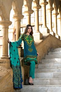 Gul Ahmed Winter Dresses collection 2017