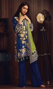 Orient Stylish Winter Dress 2017