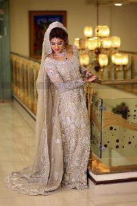 Pakistani Bridal Engagement Dresses 2017