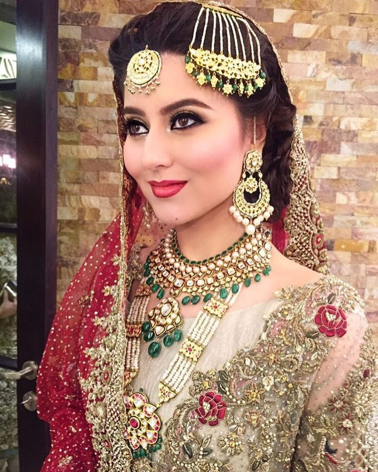 Pakistani Bridal Makeup 2017